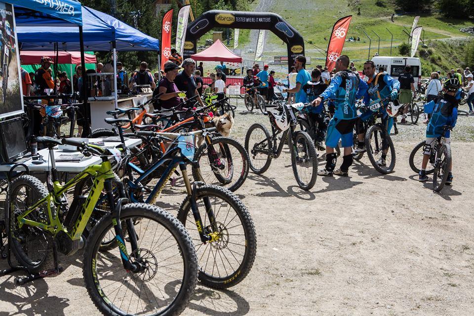 Salon Electro bike festival Auron