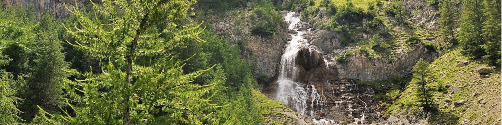 banniere cascade